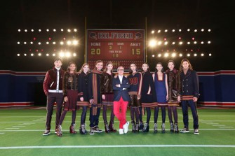 Tommy Hilfiger's Show arrives to Beijing 汤米·希尔费格大秀空降北京
