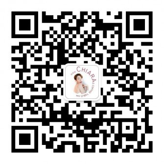 Follow Chiara's Coffee Table on Wechat! Chiara's Coffee Table微信公众号上线啦!